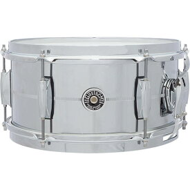 "Gretsch Drums Chrome Over Steel Shell Snares GB-4162S (12""x6"")《スネアドラム》【送料無料】"