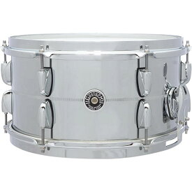 "Gretsch Drums Chrome Over Steel Shell Snares GB-4163S (13""x7"")《スネアドラム》【送料無料】"