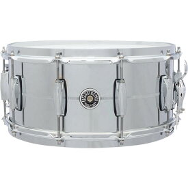 "Gretsch Drums Chrome Over Steel Shell Snares GB-4164S (14""x6.5"")《スネアドラム》【送料無料】"
