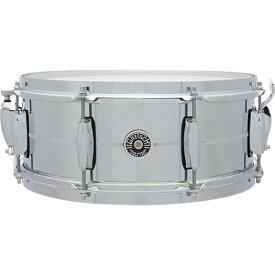 "Gretsch Drums Chrome Over Steel Shell Snares GB-4165S (14""x5.5"")《スネアドラム》【送料無料】"