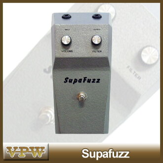 VPW Supafuzz大音阶第四音