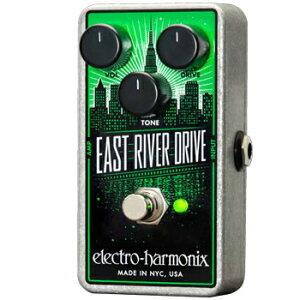 ElectroHarmonixEastRiverDrive《エフェクター/オーバードライブ》【送料無料】