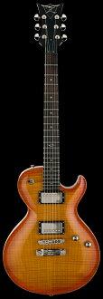 DBZ Guitars BOLERO FM (Honeyburst)