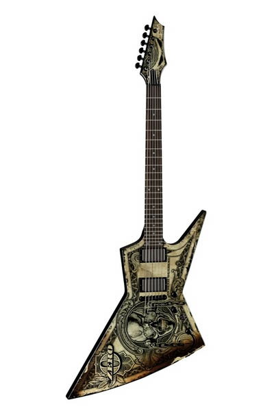 DEAN Zero Dave Mustaine (In Deth We Trust)[ZERO TRUST]【送料無料】