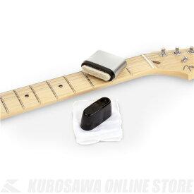 Fender Speed Slick Guitar String Cleaner, Black/Silver 《ストリングクリーナー》(ご予約受付中)