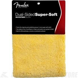 Fender Super-Soft, Dual-Sided Microfiber Cloth 《クロス》(ご予約受付中)