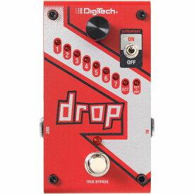 Digitech DROP 《エフェクター/ポリフォニックドロップチューンペダル》【送料無料】