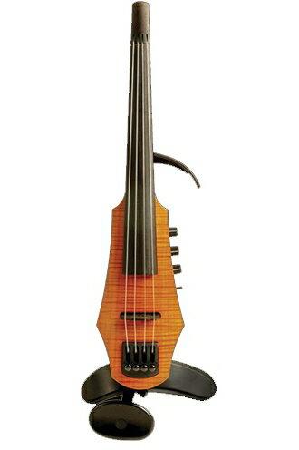 NS Design CR4-AM CR Viola 4st Amber Solid-body, Polar PU, Dual Mode Preamp 《エレキビオラ》 【送料無料】