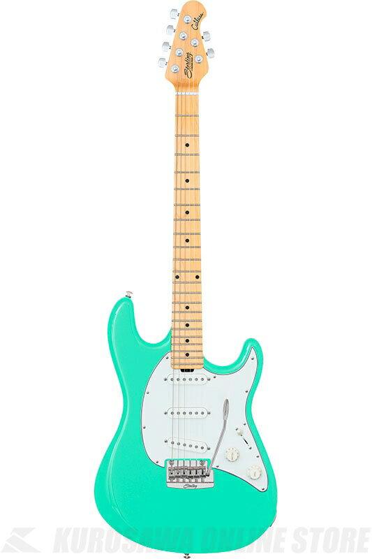 Sterling by MUSICMAN Cutlass CT50 SGN/M (Seafoam Green / Maple Fingerboard)《エレキギター》【送料無料】