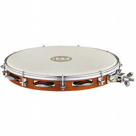 Meinl Traditional Wood Pandeiro With Holder Chestnut [PA12CN-M-TF-H]《パンデイロ》【送料無料】