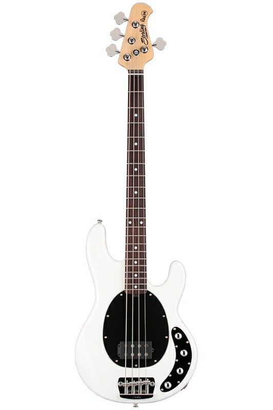 Sterling by MUSICMAN Ray34 PWH (Pearl White)《ベース》【送料無料】【台数限定特別価格】
