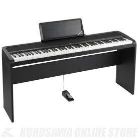 KORG B1 BK + STB1-BK (BLACK)《デジタルピアノ+専用スタンド》【送料無料】