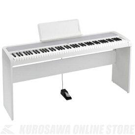 KORG B1 WH + STB1-WH (WHITE)《デジタルピアノ+専用スタンド》【送料無料】