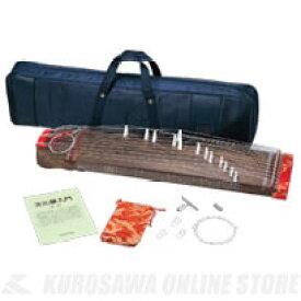 全音 文化箏 羽衣 ソフトケースセット ZK-01 [2701200] 《コンパクト箏》 (ご予約受付中)【送料無料】
