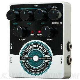 Electro-Harmonix Crash Pad - Electronic Crash Drum - 《ドラムシンセ》【送料無料】