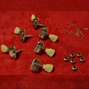 Montreux The Clone Tuning Machines for 59 LP Nickel [9214]《パーツ・アクセサリー / ペグセット》【送...
