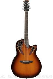 Ovation Celebrity Elite Super Shallow Body CE48-1(Sunburst)《アコースティックギター/エレアコ》【送料無料】