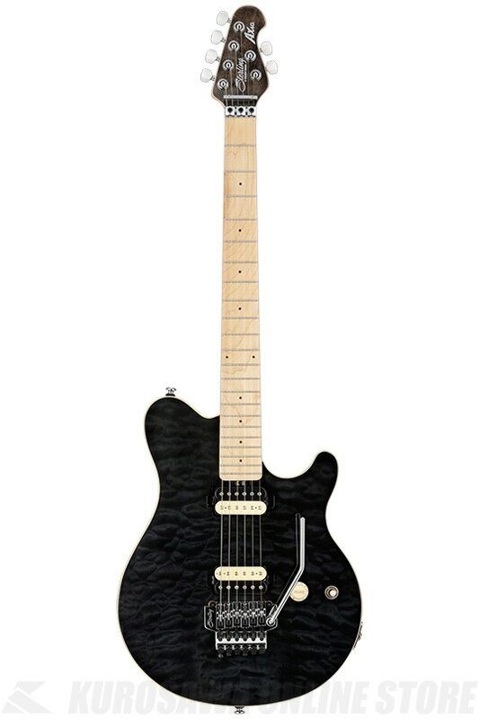 Sterling 2016 Limited Edition AX40 (Translucent Black) 《エレキギター》【送料無料】