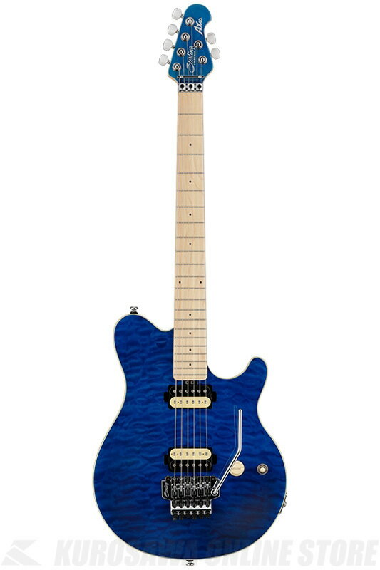 Sterling 2016 Limited Edition AX40 (Translucent Blue) 《エレキギター》【送料無料】
