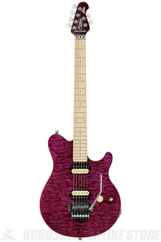 Sterling 2016 Limited Edition AX40 (Translucent Purple) 《エレキギター》【送料無料】