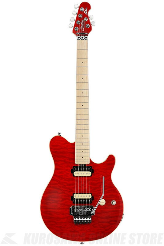 Sterling 2016 Limited Edition AX40 (Translucent Red ) 《エレキギター》【送料無料】