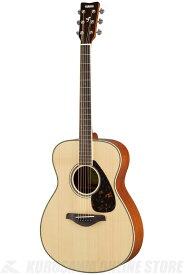 【ご予約受付中】YAMAHA FS820 NT (ナチュラル) 《アコースティックギター》 【送料無料】