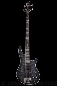 Schecter Diamond Series HELLRAISER EXTREME 4 See Thru Black Satin(STBLS)[AD-HR-EX-BASS-4/STBLS]《ベース》【送料無料】(ご予約受付中)