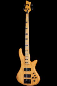 Schecter Diamond Series STILETTO SESSION 4 Aged Natural Satin(ANS)[AD-SL-SS4/ANS]《ベース》【送料無料】(ご予約受付中)
