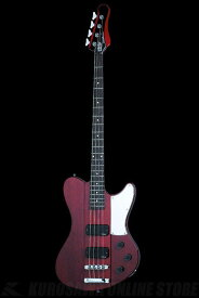 Schecter Diamond Series ULTRA BASS See-thru Cherry(STC)[AD-ULTRA-BASS/ STC]《ベース》【送料無料】(ご予約受付中)