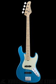 SCHECTER N Series N-JB-AS-LPB (Lake Pracid Blue / Maple)《ベース》【送料無料】(ご予約受付中)
