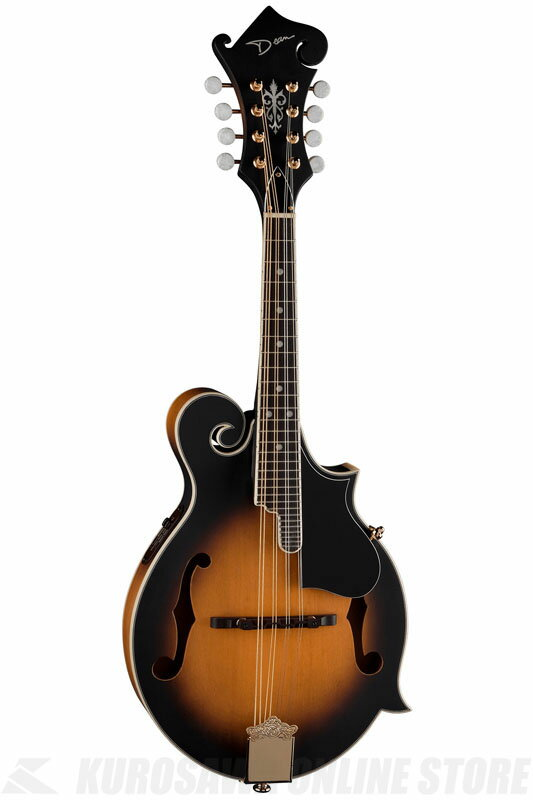 Dean Bluegrass F/E Mandolin Satin - Vint Sbst [BGFE VSS]《マンドリン》【送料無料】【お取り寄せ】
