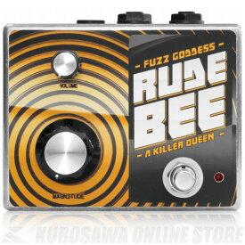 Fuzz Goddess RUDE BEE 《エフェクター/ファズ》【送料無料】【お取り寄せ】