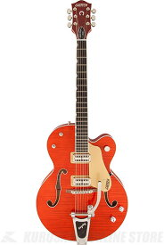 Gretsch G6120SSL Brian Setzer Nashville (Orange Lacquer)《エレキギター》【送料無料】