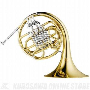 Jupiter French Horn JHR700 (イエローブラスベル/クリアラッカー仕上げ)《フレンチホルン》 【送料無料】
