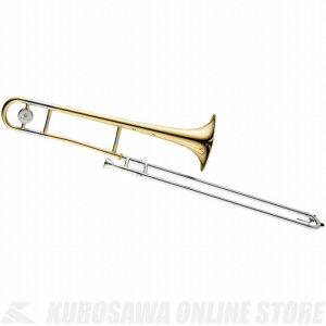 Jupiter B♭ Tenor Trombone JTB700 (イエローブラスベル/クリアラッカー仕上げ)《B♭トロンボーン》 【送料無料】