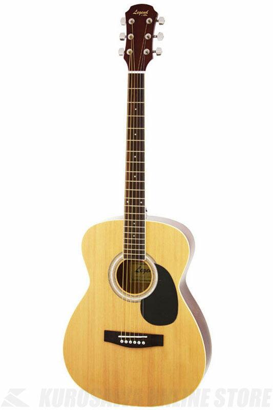 Legend FG-15 N(Natural) 《アコースティックギター》【初心者向け】【ソフトケース付属】【次回入荷分・ご予約受付中】