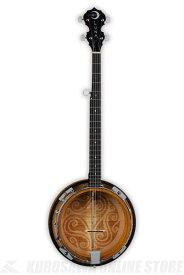 Luna Guitars Folk Series5 String Banjo [BGB CEL 5]《バンジョー》【送料無料】【お取り寄せ】
