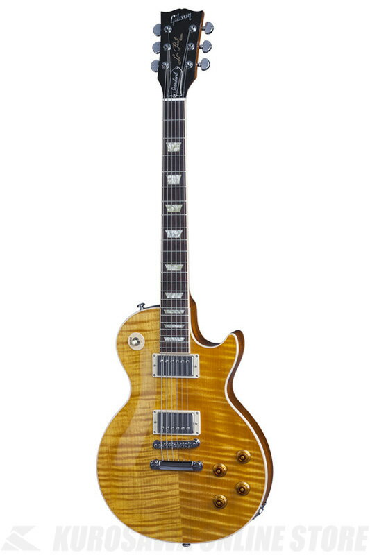 Gibson Les Paul Standard 2016 Traditional (Translucent Amber)[LPNSTDPTACH1]《エレキギター》【送料無料】