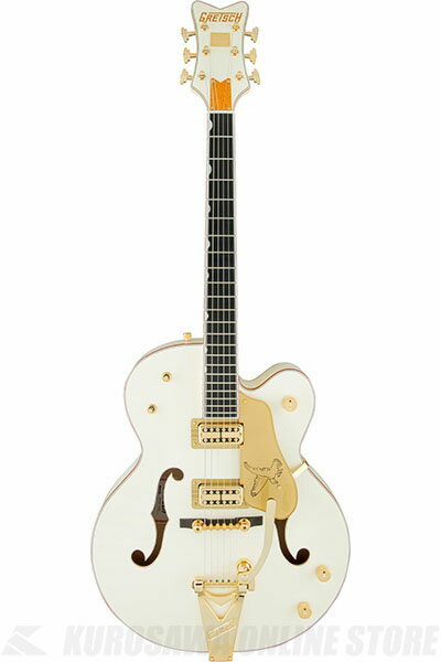 Gretsch G6136T-59 VS Vintage Select Edition '59 Falcon (Vintage White)《エレキギター》【送料無料】