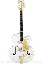 Gretsch G6136T-WHT Players Edition Falcon (White)《エレキギター》【送料無料】