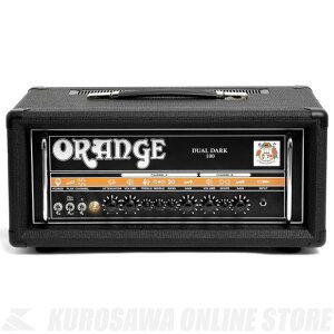 Orange Dual Dark Series Dual Dark 100 [Dual Dark 100]《ギターアンプ/ヘッドアンプ》【送料無料】 【スピーカーケーブル&フットスイッチプレゼント】