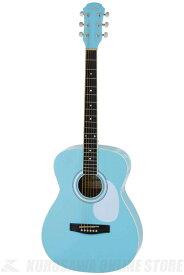 Legend FG-15 Pastel MABL(Marine Blue) 《アコースティックギター》【初心者向け】【ソフトケース付属】