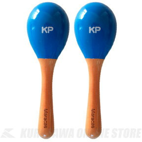 Nakano Kids Percussion Mini Maracas (ブルー) [KP-120/MM/BU] 《ミニマラカス》(ご予約受付中)