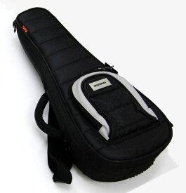 """MONO CASE M80 UC-BLK """"Sop/Con Ukulele Case"""" (Jet Black) 《ソプラノ/コンサートウクレレ用ギグバッグ》 [M80-UC-BLK] 【送料無料】【アウトレット特価】(ご予約受付中)"""