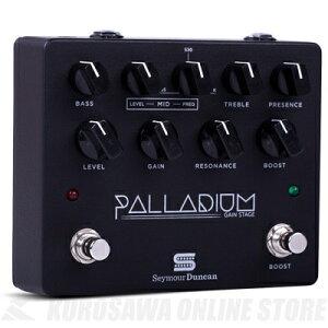 SeymourDuncanPalladium-GainStage-(Black)《エフェクター/ディストーション》【送料無料】