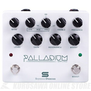 SeymourDuncanPalladium-GainStage-(White)《エフェクター/ディストーション》【送料無料】