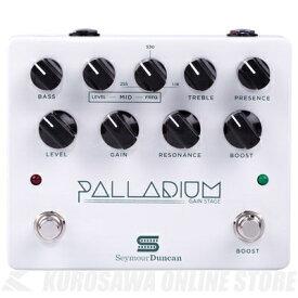 Seymour Duncan Palladium -Gain Stage-(White)《エフェクター/ディストーション》【送料無料】(ご予約受付中)
