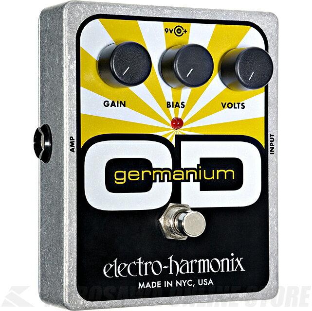 Electro Harmonix Germanium OD Overdrive 《エフェクター/オーバードライブ》