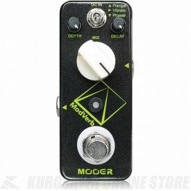 Mooer ModVerb 《エフェクター/リバーブ/モジュレーション》