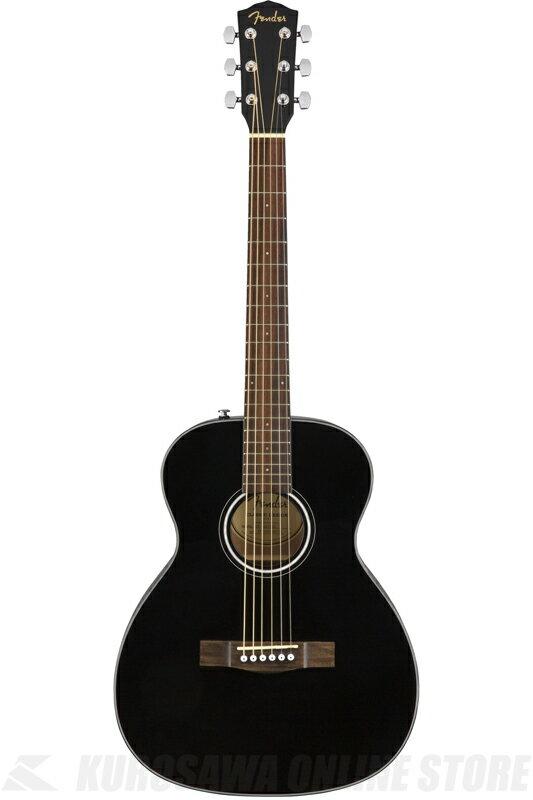 Fender CT-60S BLK Black (アコースティックギター) (送料無料)